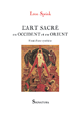 L�on SPRINK • L�ART SACR� en Occident et en Orient